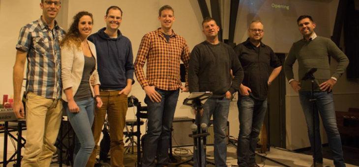 Kerst INN m.m.v. De Band PEARL kerst inn 2016