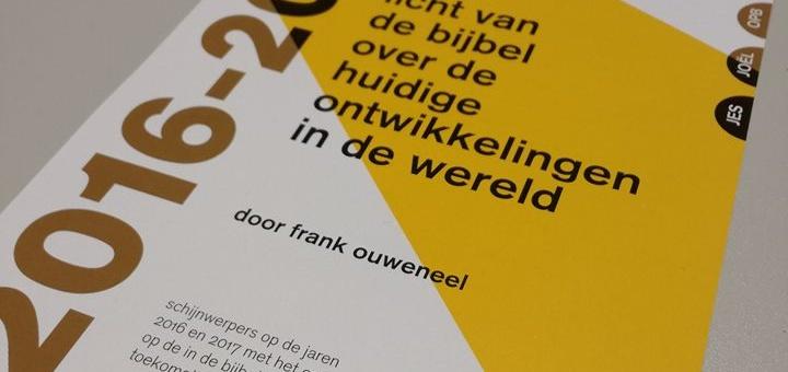 Eindtijd Bijbel Studie door Frank Ouweneel